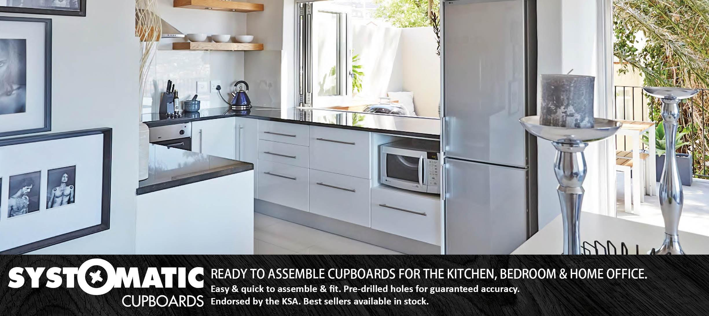 Systomatic Ready-To-Assemble Cupboards | Lansdowne Boards