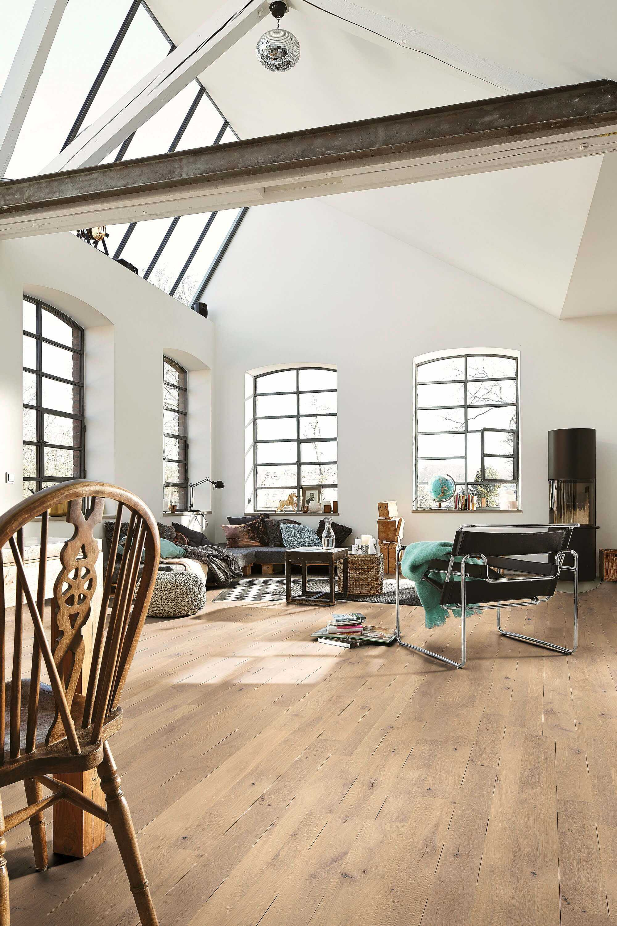 Meister Pure Oak Country Planked Parquet Lansdowne Boards