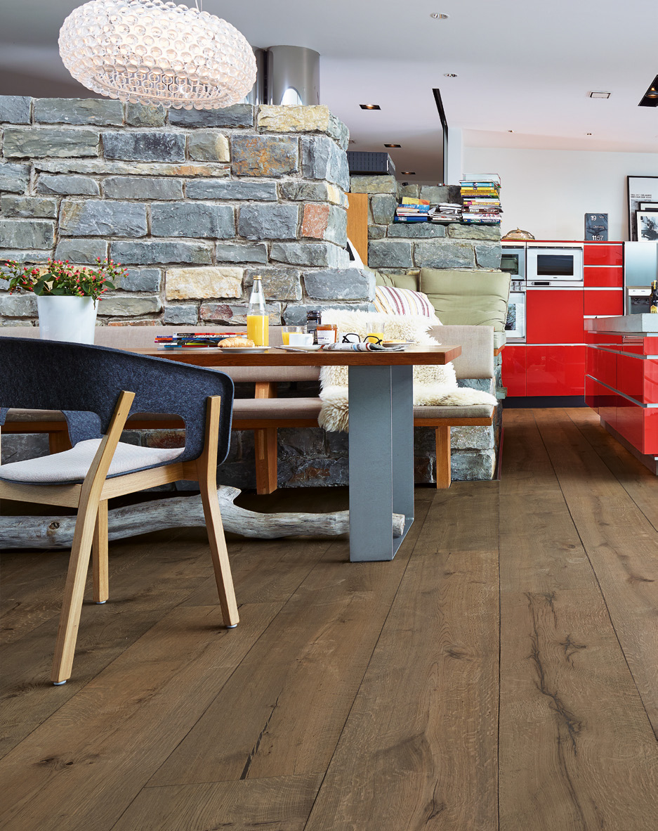 Meister's Lindura Engineered Wood Flooring