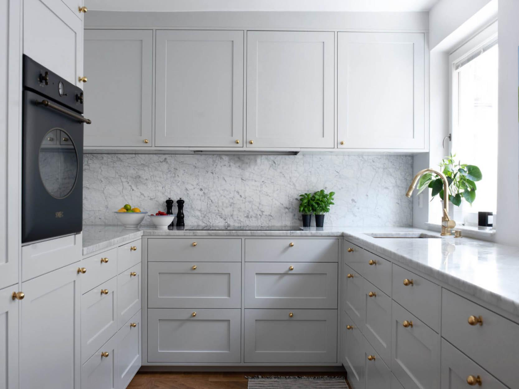 12 Ideas For Successful Small Kitchen Design Lansdowne Boards
